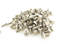 Hexagon Head Bolts M3 x 6mm stainless for OpenBeam & MakerBeam XL, 100pcs.