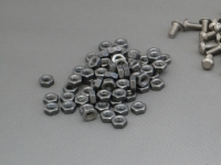 Bag of M3 Nuts, 250 pcs., for MakerBeam & OpenBeam