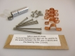 Hinge bearings 633ZZ, nuts and bolts, 5 sets, for MakerBeam