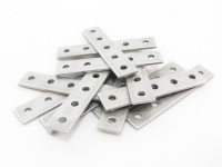 180 Degree (straight) Brackets, 12 pcs, for MakerBeam & OpenBeam