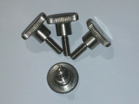 M3 x 0.5 x 8 Knurled Screw, 4 pcs, for MakerBeam, MakerBeam XL & OpenBeam